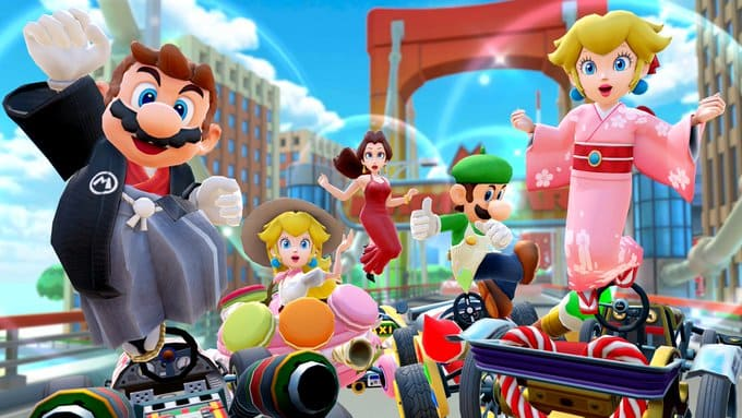 Imagen Mario Kart Tour