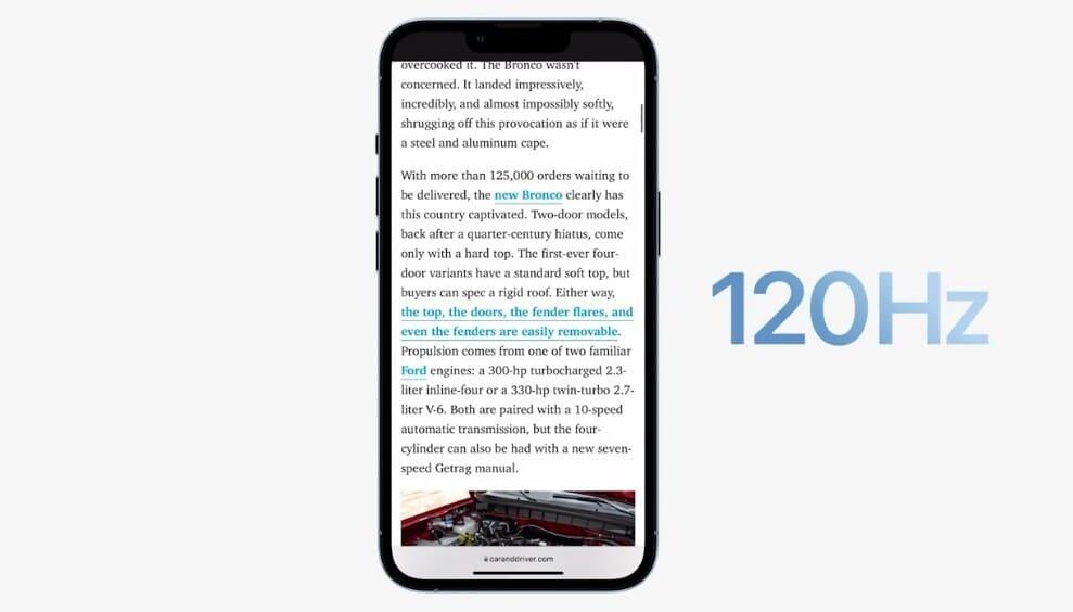 pantalla-120Hz-iPhone-13-Pro