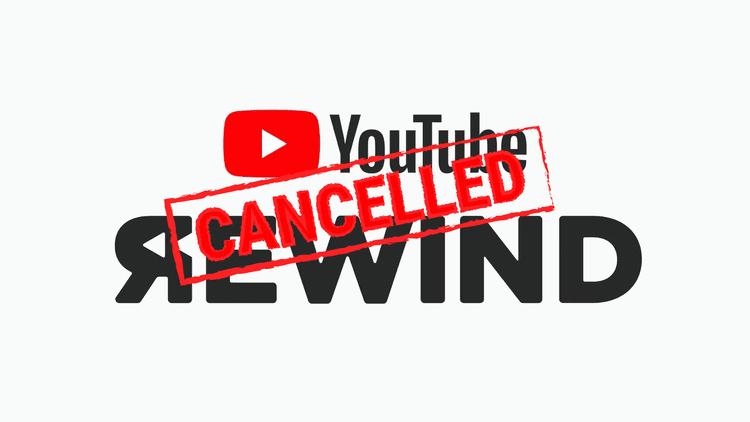 Cancelado-YouTube-Rewind