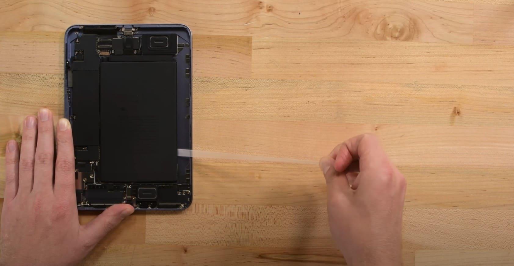 cambiar-bateria-iPad-mini-2021