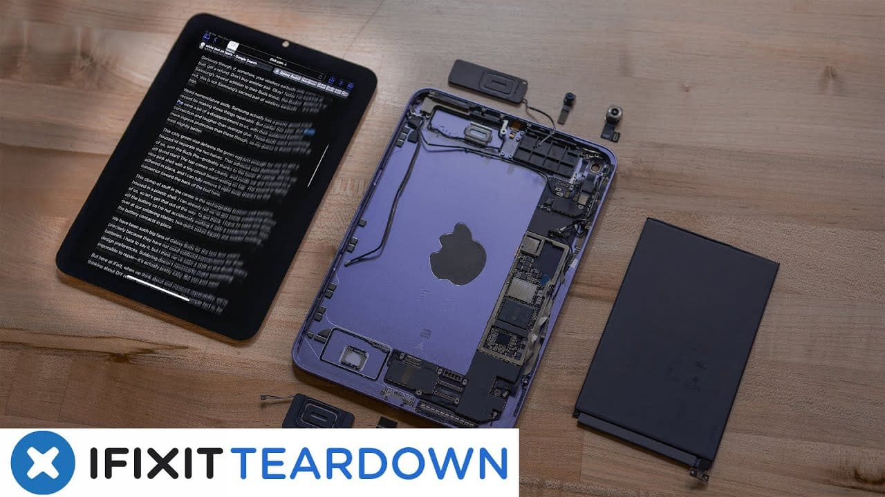 desmontaje-iPad-mini-2021