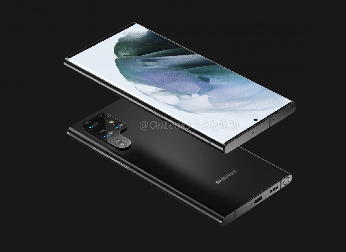 diseño-filtrado-Samsung-Galaxy-S22